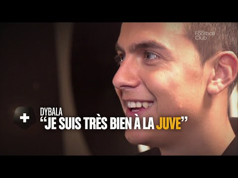 Canal Football Club : Interview de Paulo Dybala