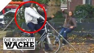 Streit nach Unfall: Braucht sie ihre Krücken gar nicht? | Die Ruhrpottwache | SAT.1 TV