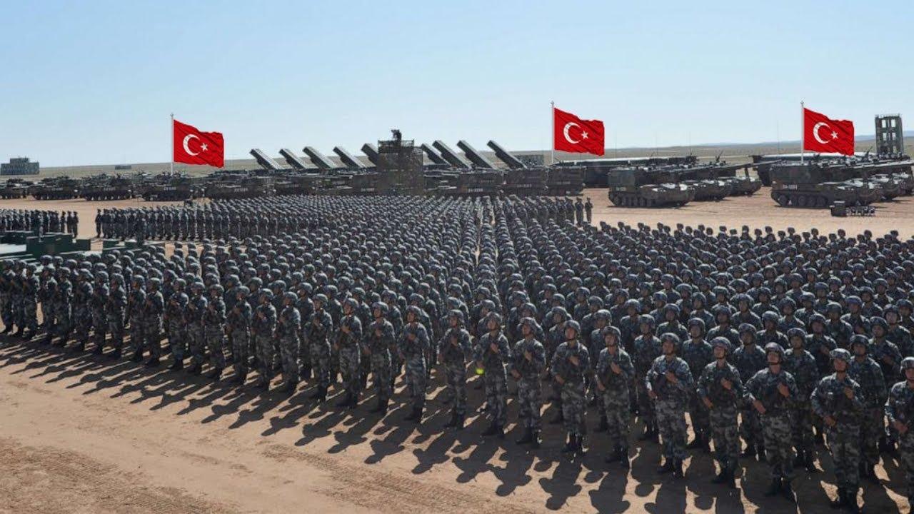 How Powerful is Turkey? Turkish Military Power 2019 - YouTube