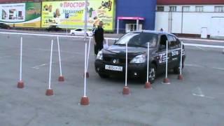 Дети - Устинов Саша 10 лет, детская школа вождения БЦВВМ