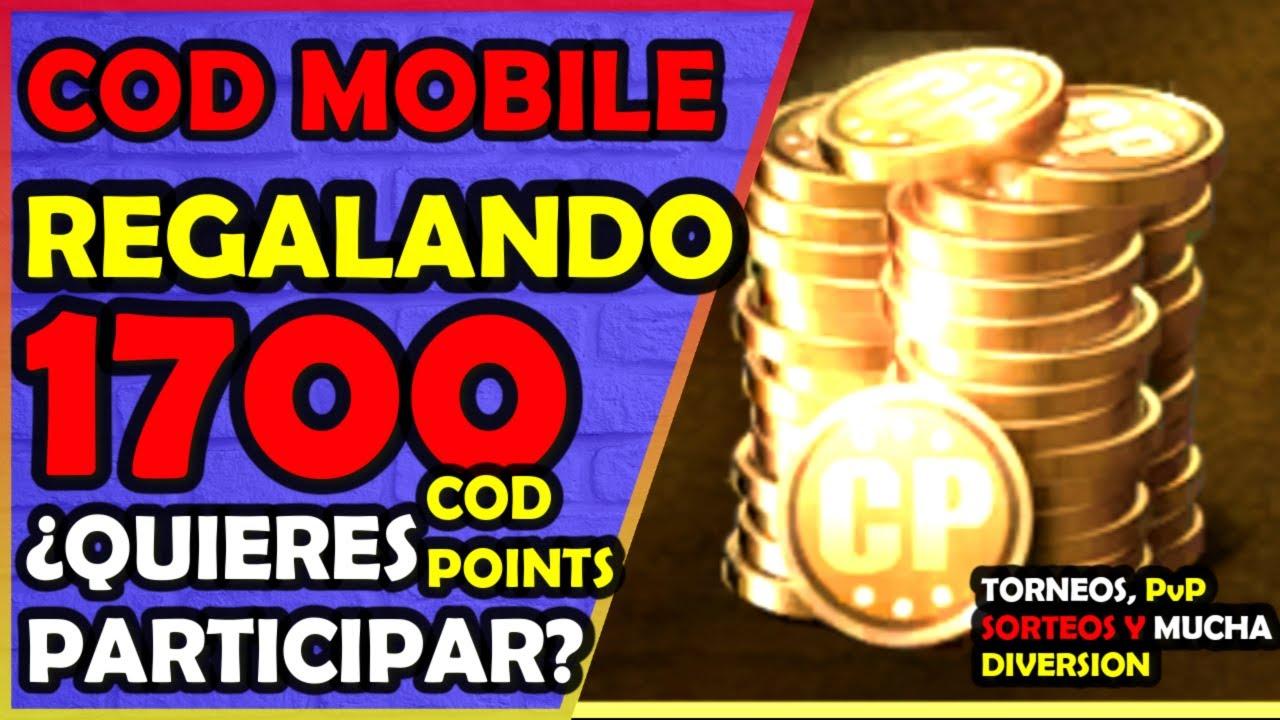 ► ✔Jugando en VIVO | HOY Directo Call of Duty COD Mobile | 17-Sep-21