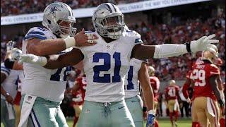 The Dallas Cowboys Path To The 2018 Season Travis Frederick & Ezekiel Elliott❗️