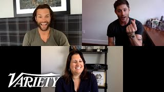 Jensen Ackles and Jared Padalecki on 'Last Holiday' and Slo-Mo Fight Scenes in 'Supernatural'