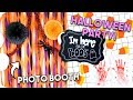 DIY Halloween Party Decor! Halloween 2017!