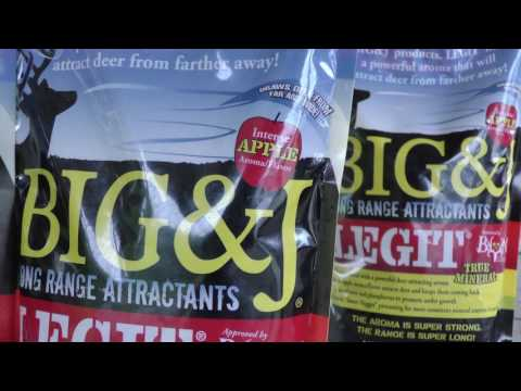 Use Mineral Attractants to Bring in Whitetail Deer