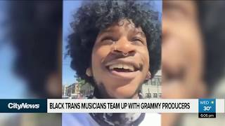 """""""Black Trans Musicians team up with Grammy Producers"""" - CityNews Montreal (June 17th 2020)"""