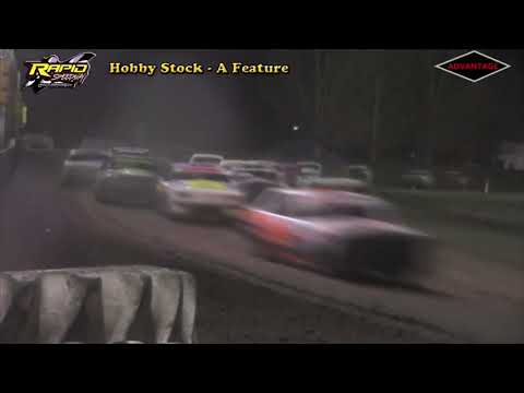 Hobby Stock Feature - Rapid Speedway - 5/4/18