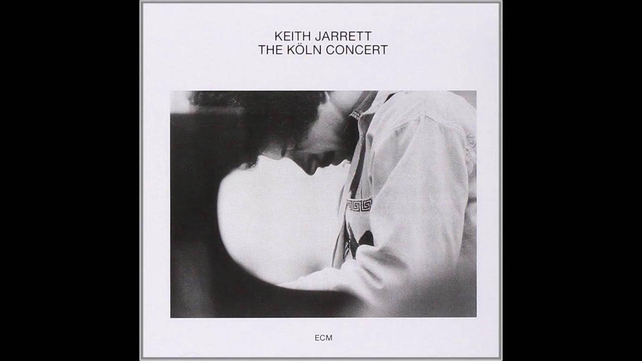 Köln Concert Keith Jarrett