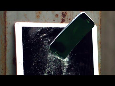 Don't Launch Galaxy S6 into iPad Pro! - GizmoSlip