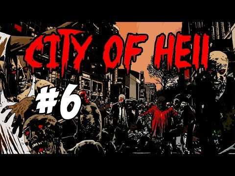"CITY OF HELL ZOMBIES! [6] ★ ""Connecting the Generators"" (CoD Custom Zombies Maps/Mods)"