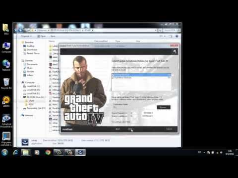 [VGR] GTA IV Install และวิธีลง Mod