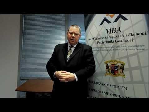 MBA Politechnika Gdańska - Alan Harpham