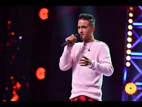 "Ed Sheeran - ""Supermarket Flowers"". Vezi interpretarea lui Anton Banaghan, la X Factor"