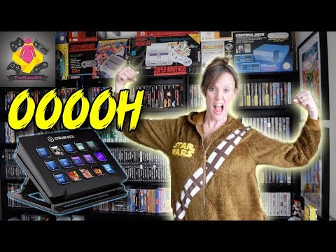 elgato-stream-deck-unboxing-in-a-chewbacca-onesie- -thegebs24