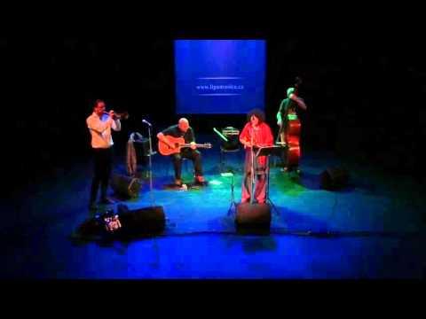 Mezinárodní hudební festival: Iva Bittová a Čikori