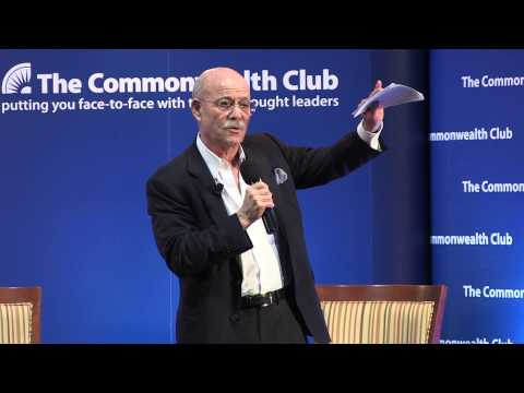 Jeremy Rifkin: Are We Moving from a Capitalist to a Collaborative Economy? (clip) (04/09/2014)