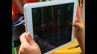 Measuring with iPads