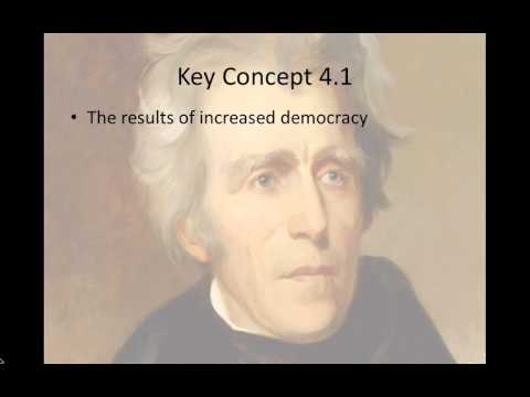 AP US History - Period 4 (1800-1848) Review