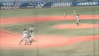 2012東東京大会4回戦 東海大高輪×足立学園 2
