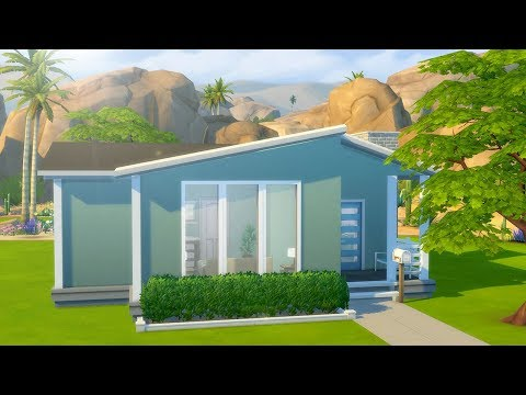 10 MINUTE BUILD CHALLENGE IN THE SIMS 4 thumbnail