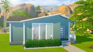 10 MINUTE BUILD CHALLENGE IN THE SIMS 4