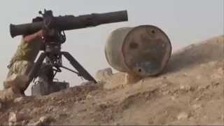 SYRIA, group of ISIS terrorists gets hit HARD - Подорвали группу боевиков ИГИЛ! 23.10.2015