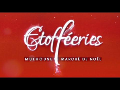 Etofféeries, marché de Noël de Mulhouse 2016