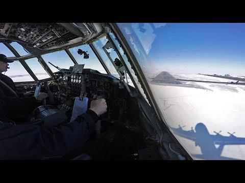 Piloting The C-130 HERCULES Into Rankin Inlet
