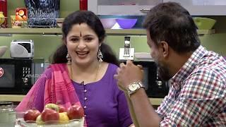 Annie's Kitchen with Film Actor Sijoy Varghese |Kuttanad Tharavu Mappas in Coconut Gravy |  [2018]