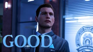 """Detroit: Become Human (PS4 PRO)  - Good Choices Episode 5 - """"Waiting For Hank"""""""