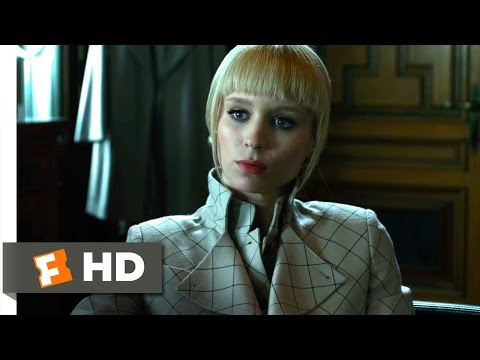 The Girl with the Dragon Tattoo (2011) - I'd Like to Make a Deposit Scene (9/10) | Movieclips