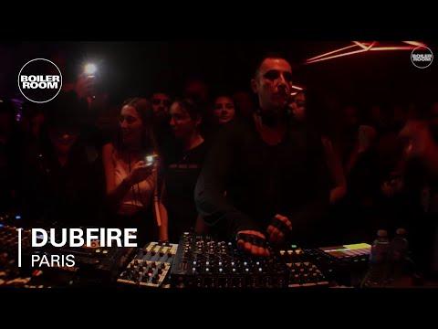 Techno: Dubfire Boiler Room Paris DJ Set