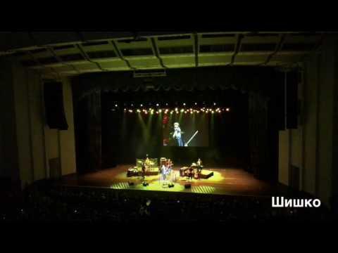 DAVID GARRETT EXPLOSIVE Minsk (без монтажа) Видео снято на Iphone 7