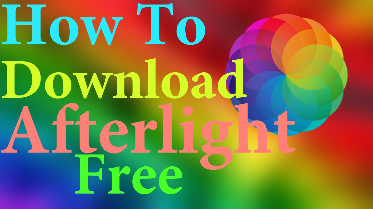 Afterlight app free download for android