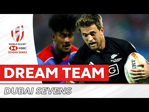Seven men's players make HSBC Dream Team for Dubai