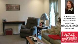 609 Academy Avenue, Federalsburg, MD Presented by Sandy Bradley.