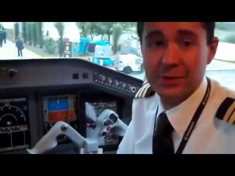 Pilot Speaks About Chemtrails
