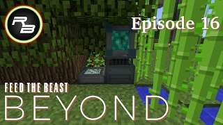 Video Modded Minecraft : FTB Beyond : Ep 16 : Never to Run out of Wood Again! (Ender IO) download MP3, 3GP, MP4, WEBM, AVI, FLV Desember 2017
