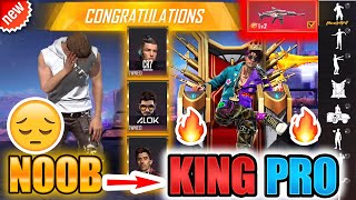 Free Fire Made Your Dream Account In 9 Minutes - Look How It Became😱🔥
