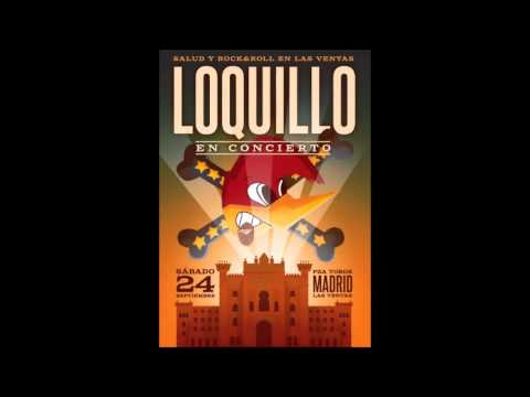 Loquillo - Salud y Rock and Roll (avance nuevo disco)