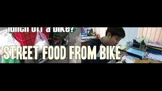 Delicious Street Food From The Bike Of Saigon Vietnam