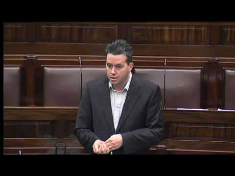 Paul Gogarty FUCK YOU DEPUTY STAG in dail