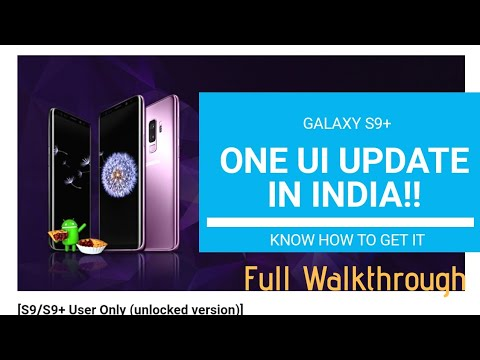 Download How To Register For Samsung One Ui Android 9 Pie