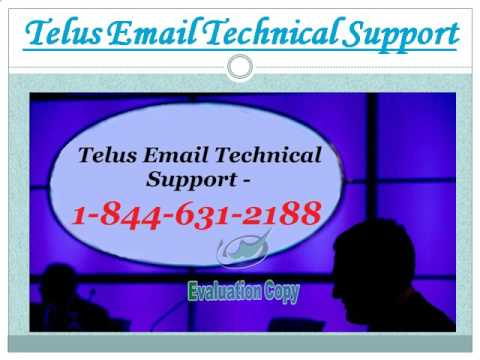 TELUS Email Technical Support Phone Number { +1-888-405-6069 }