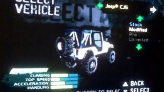 PS2 Gaming! Episode 1786: Test Drive Offroad: Wide Open