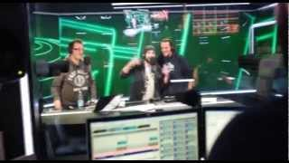 "Tormento e Kaos Wacko a Radionorba ""Arriba Arriba"" 30-01-2013"