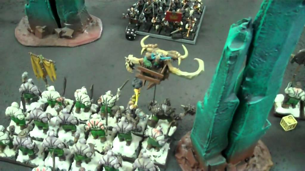 how to make a warhammer table