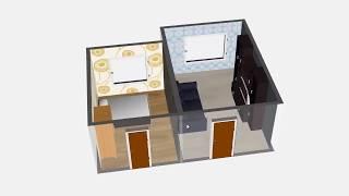 Дизайн Интерьера 3D обзор программы