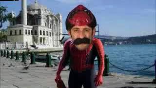 Koca Kafalar Örümcek Adam   Komedi