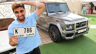 I PAID $300,000 FOR THIS NUMBER PLATE !!!